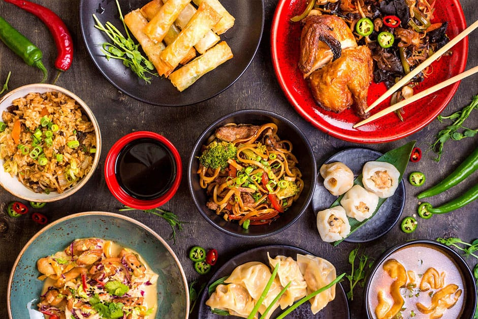 Cozinha Chinesa