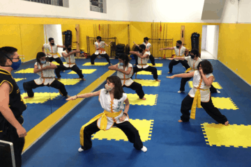 Kung Fu é na Lung Fu Vila Leopoldina